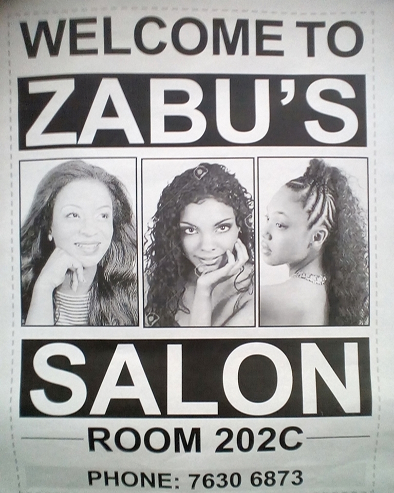 Our aim is to recreate a better you. If you think beauty, think Zabu's salon